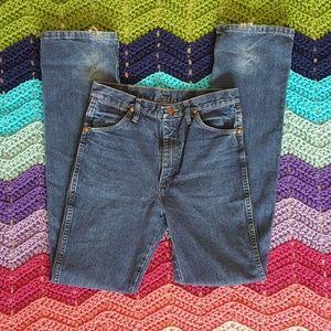 Vintage Wrangler High Waisted Jeans